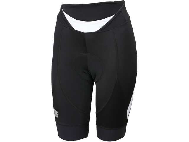 Sportful Neo Short Femme, black/white